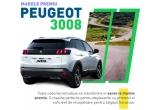 1 x masina Peugeot 3008, 77 x smartphone Samsung Galaxy S8+, 55440 x pachet de tigarete Pall Mall, 115000 x pachet de tigarete Pall Mall, 55000 + Sleeve,  6 x boxa Logitech Ultimate Ears