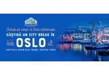 1 x city break de 4 stele la Oslo