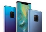 3 x smartphone Huawei Mate20 Pro