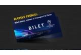 1 x bilet dublu Uefa Champions League + cazare + transport la Paris la unul dintre cele 3 meciuri din ultima grupa de calificare UEFA Champions League, 600 x Minge fotbal Pepsi, 10000 x punga Doritos 100g, 1000 x Pahar Pepsi