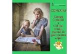 """3 x premiu format din cartea """"Cel mai trasnit manual de gatit pentru copii"""""""