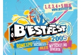 <p> 10 invitatii duble la B'estfest (in total 20 de bilete)<br /> </p>