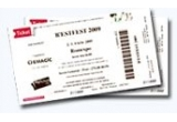 2 bilete B'ESTFEST 2009 3-Day Pass - 2, 3 & 4 iulie<br />