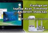 un laptop Acer Timeline AS3810T-354G32n., 20 x Hot Dog Maker Rohnson R222 <br />