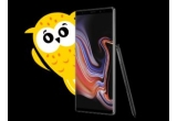 1 x smartphone Samsung Galaxy Note9