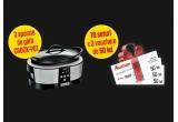 3 x aparat de gatit CROCK-POT, 70 x set de 3 vouchere valorice de 50 ron