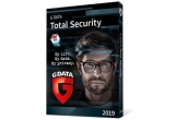 5 x licența G DATA Total Security 2019, 5 x licența G DATA Internet Security 2019
