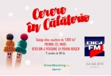 1 x Revelion pentru 6 persoane la Poiana Brasov, 25 x  voucher directbooking.ro de 500 ron
