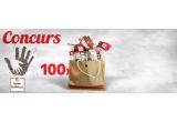 100 x pachet plin cu produse Vreau din Romania