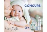 3 x pachet special cu produse GamARde pentru mami și bebe