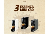 3 x aparat de cafea Essenza Mini C30