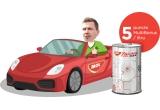 10 x masinuta personalizata Bburago, 10 x card de carburant in valoare de 300 lei