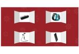 1 x NBY-18 – Boxa portabila Bluetooth, 1 x ceas inteligent LEMFO Smart Watch, 1 x Caști fara fir Bluetooth CBAOOO C40, 1 x Incarcator Baseus Powerbank