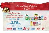 16 x voucher de cumparaturi Carrefour de 250 lei