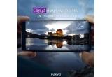 1 x camera panoramica 360 Huawei + pereche de casti Buetooth Sport Huawei