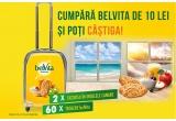 2 x voucher de vacanta de 4500 EUR pentru achizitia unei excursii in Insulele Canare, 60 x Troller Belvita