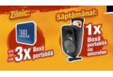 42 x boxa portabila JBL Go2 IPX7, 2 x boxa portabila I Dance Groove cu bluetooth Microfon Karaoke