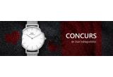 1 x ceas superb pentru femei Daniel Wellington Classic Petite Sterling DW00100164
