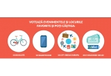 1 x City break in Europa pentru 2 persoane, 1 x Bicicleta, 1 x Smartphone, 20 x voucher iabilet.ro de 100 lei
