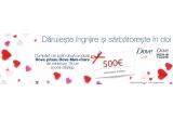 1 x voucher de 500 Euro