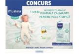 1 x set de pijamale Stelatopia creata special pentru bebelușii cu dermatita atopica