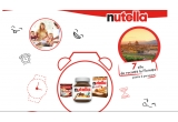 1 x vacanta de 7 zile la Florenta, 672 x capac-ceas Nutella