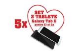 5 x set de 2 x tablete Samsung Galaxy Tab E (pentru El si pentru Ea)