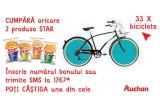 33 x bicicleta PEGAS POPULAR OTEL 19 7S GRI