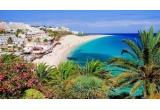 """1 x Vacanta de 7 nopti in Fuerteventura - Spania + cazare la hotel Eurostars Las Salinas 4* + transfer aeroport - hotel – aeroport + pachetul """"Oasis Park Fuerteventura"""" care include safari cu camila , 10 x Patura din fire gigant din lana, 3 x Fotoliu balansoar"""