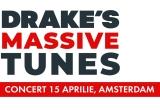 1 x 2 bilete la concertul din 15 aprilie de la Amsterdam al lui Drake din cadrul turneului The Assassination Vacation