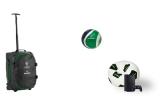 85 x Consola Playstation Sony 4 Pro + 2 fotolii tip puf, 160 x Troller Cabin Size, 1190 x Minge fotbal UCL,