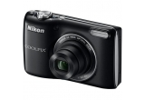 15 x camera Nikon 16.1 MP zoom optic 5x blit integrat