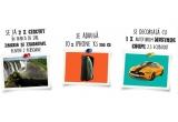 1 x masina Mustang 2.3 Coupe Ecoboost, 2 x vacanța-circuit pentru 2 persoane in Africa de Sud + Zambia + Zimbabwe, 10 x iPhone XS 256 GB Silver