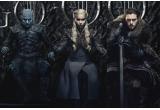 10 x pachet produse originale Game of Thrones constand: cana + agenda + prosop + lentile de contact colorate