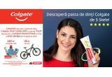 20 x bicicleta, 100 x set de ingrijire orala Colgate
