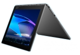 "1 x Tableta Lenovo Tab Yoga Book YB1-X90F 10.1"" Quad-Core 2.4 GHz 4GB RAM 64GB Gunmetal Grey"