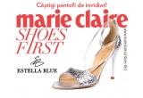 1 x pereche de pantofi Estella Blue!