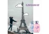 3 x 2 parfumuri Let's Travel to Paris (pentru ea și el)