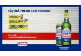 1 x 200.000 ron, 66 x 2000 ron, 528 x 200 ron, 2.000.000 x doza de bere Neumarkt 0.5l