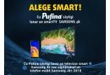 3 x televizor Samsung LED 49NU7102 4K 124cm, 30 x smartphone Samsung Galaxy J6 Plus