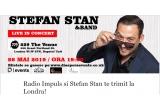 1 x vacanta la Londra + bilet la concertul lui Stefan Stan la 229 TheVenue London