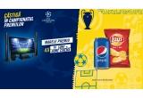 4 x Televizor LED Smart Sony BRAVIA 108 cm 43XF7005 4K HDR Ultra HD +  Sistem Home Cinema 5.1 cu Blu-ray 3D Sony BDVE4100, 544 x Casti Sport, 198 x Boxa portabila, 10000 x kit Pepsi 0,5l + Lay's 20g