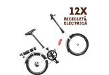 12 x Bicicleta electrica Pegas