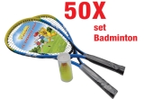 50 x set de badminton