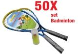 50 x set de badminton