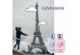 2 x 2 parfumuri Let's Travel to Paris (pentru ea și el)