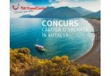 1 x vacanta All Inclusive in Antalya: 2 bilete de avion cu plecare din Bucuresti + cazare 7 nopti la hotel de 5* All Inclusive + transfer aeroport-hotel-aeroport