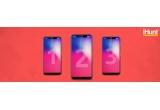3 x smartphone iHunt Alien X Apex 64GB Dual SIM
