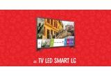 6 x televizor smart LG LED full HD 108 cm