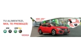 3 x masina Honda Civic, 1000 x card de carburant in valoare de 250 lei
